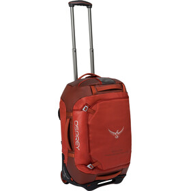Osprey Rolling Transporter 40 Travel Luggage red